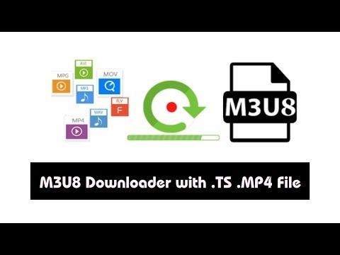 Hướng dẫn download file .m3u8